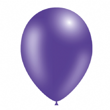 "Purple 5 inch Balloons - Decotex 5"" Balloons 100pcs"